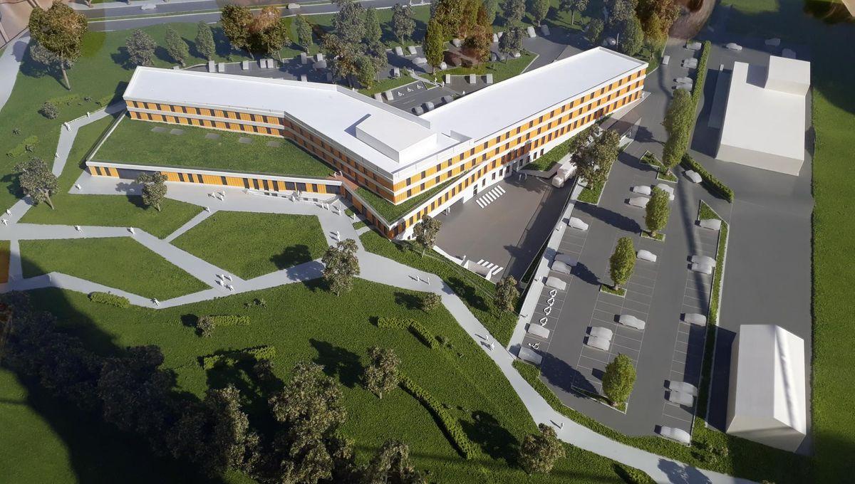 Handicap : bientôt un centre géant de la rééducation à Valence pour LADAPT