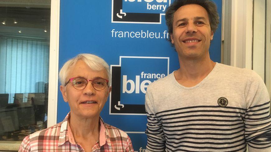Christiane Veron et Laurent Tixier, sont les invités du dossier du jour de la Vie en Bleu