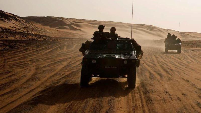 Une centaine de soldats du 12ème régiment de cuirassiers d'Olivet partent pour au moins 4 mois au Mali