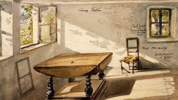 """Vienne, 1786, Mozart compose """"Ch'io mi scordi di te?"""" K.505"""