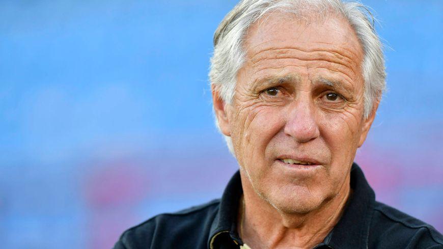 René Girard quitte Vauvert aujourd'hui pour assister au derby incontournable Montpellier / Nîmes