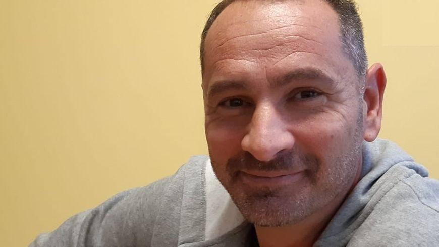 Cédric Heitz, entraîneur du Champagne Châlons Reims Basket