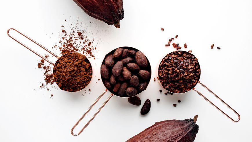 Du cacao sous toutes ses formes