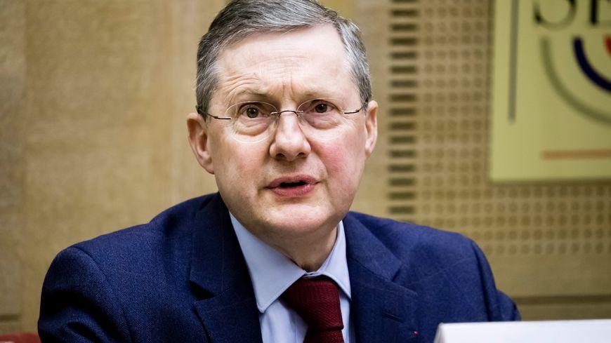 Le sénateur LR Philippe Bas a travaillé dix ans aux côtés de Jacques Chirac