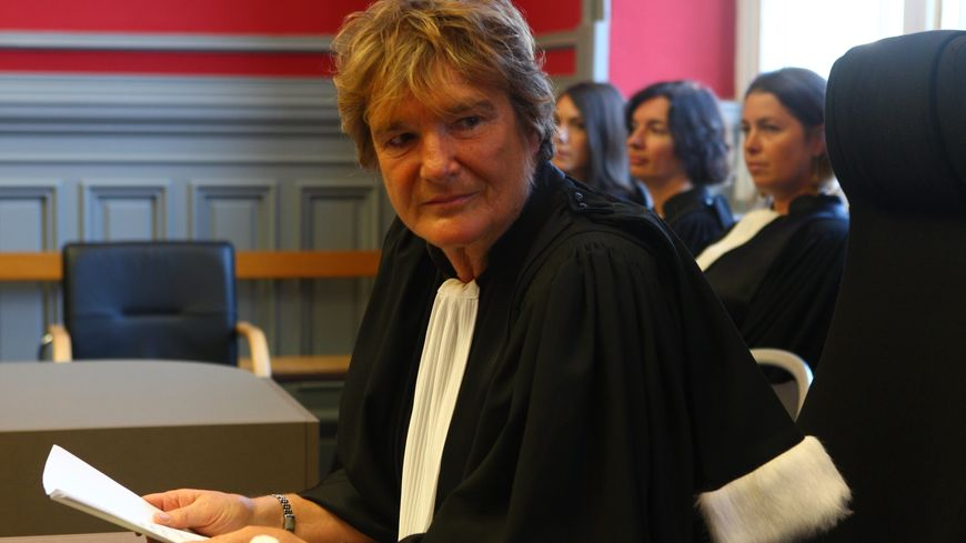 Edwige Roux-Morizot, la procureure de Mulhouse