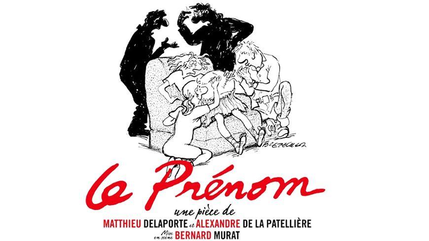 """""""Le prénom"""" au Pin Galant de Mérignac"""
