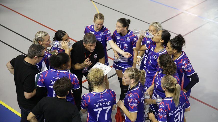 L'entraîneur Philippe Carrara s'attend à une phase aller compliquée pour le MHB 33.