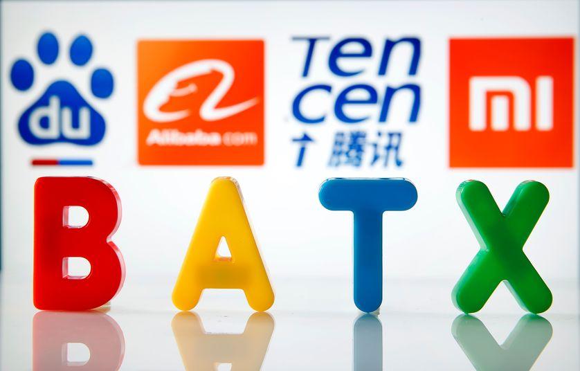 L'expansion des BATX, les GAFAM chinois