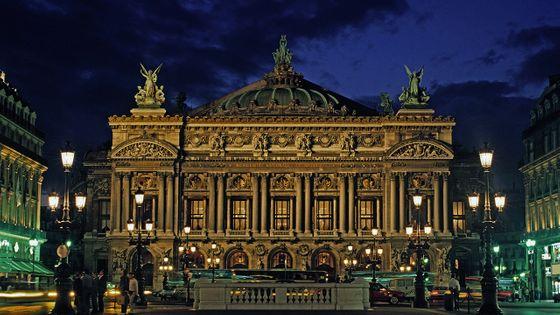 L'Opéra de Paris, toute une playlist