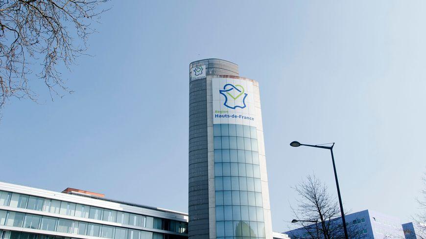 L'hôtel de région des Hauts-de-France, à Lille