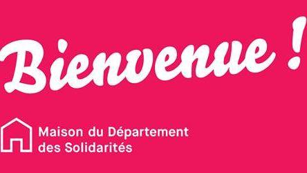 Maison du Département des solidarités
