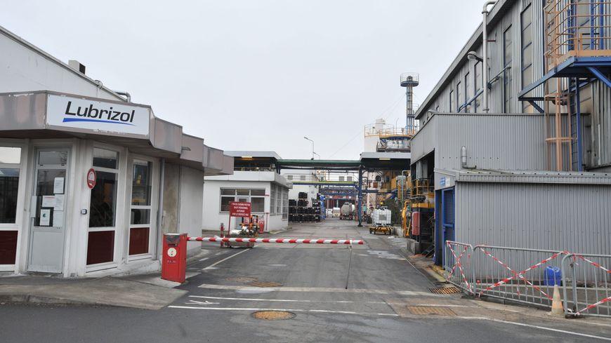 Une fuite de mercaptan s'était produite le 21 janvier 2013 à l'usine Lubrizol à Rouen