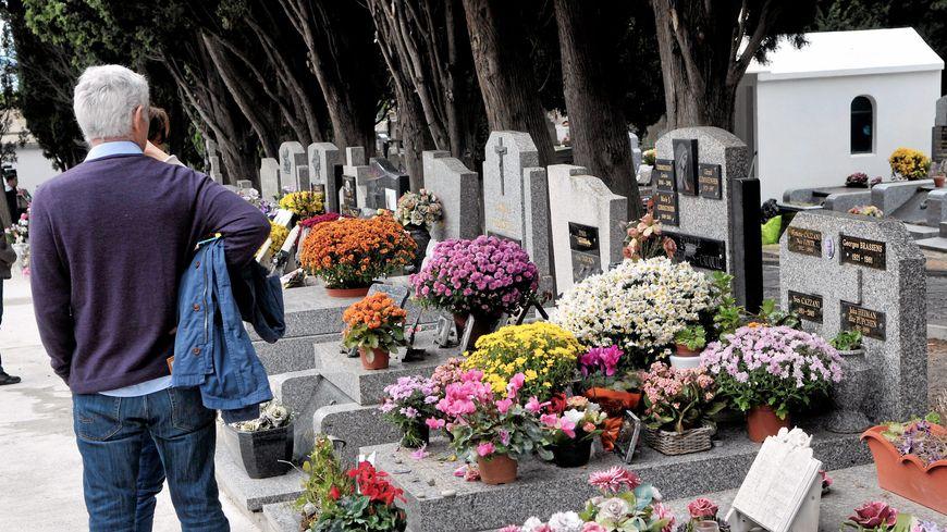 Le cimetière Le Py à Sète