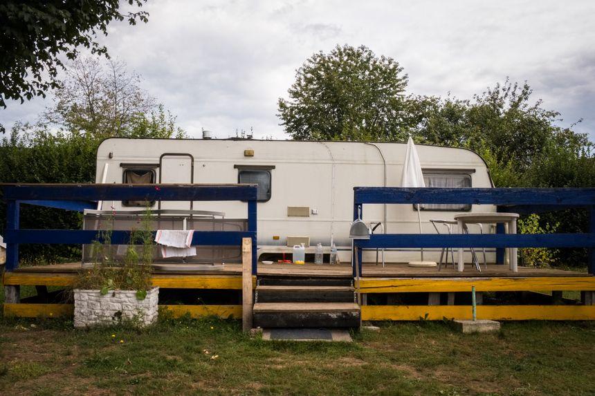 Camping le moins cher de France à Melisey en Haute-Saône.