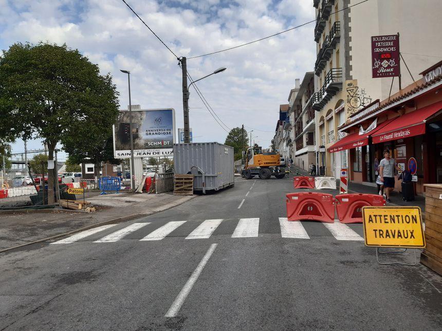 Le boulevard Général-de-Gaulle sera fermé à la circulation durant au moins quatre mois