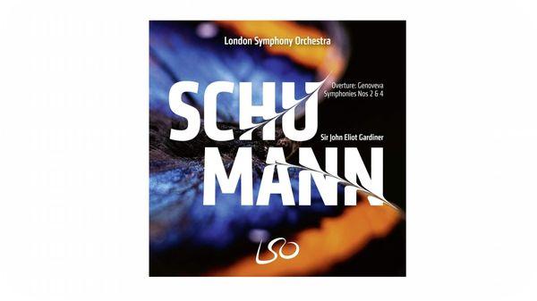 Les Symphonies de Schumann par l'Orchestre symphonique de Londres et John Eliot Gardiner