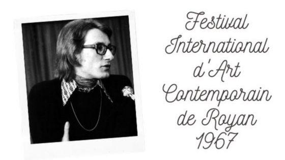 Jacques Lenot au Festival de Royan