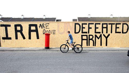 Jusqu'où peut aller la Nouvelle IRA - Armée républicaine irlandaise?