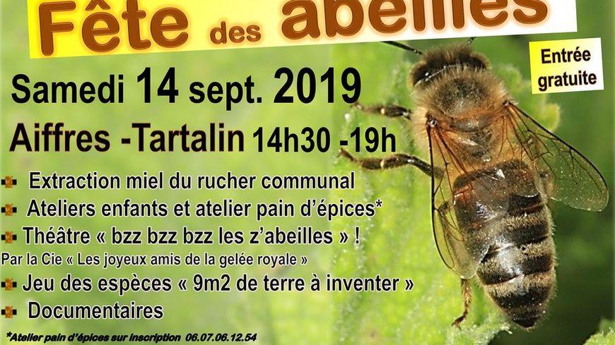 La fête des abeilles à Aiffres