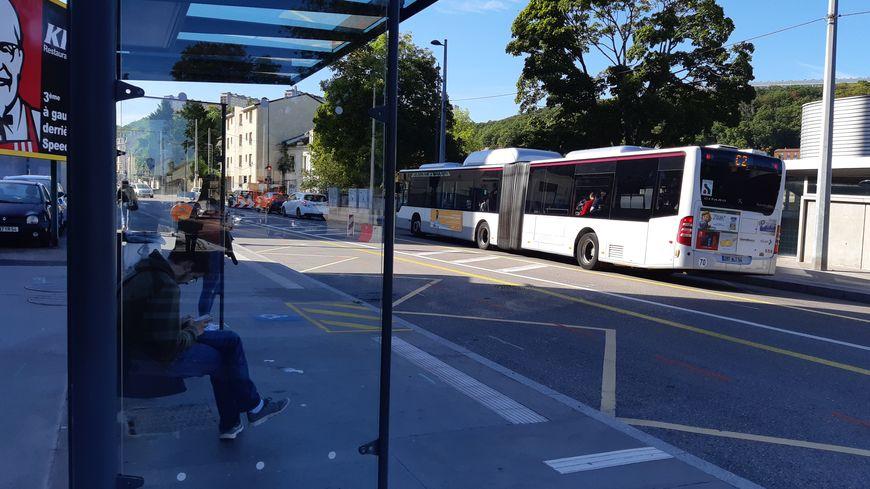 Les perturbations dans le trafic des transports en commun de l'agglomération de Nancy doivent durer de jeudi à dimanche