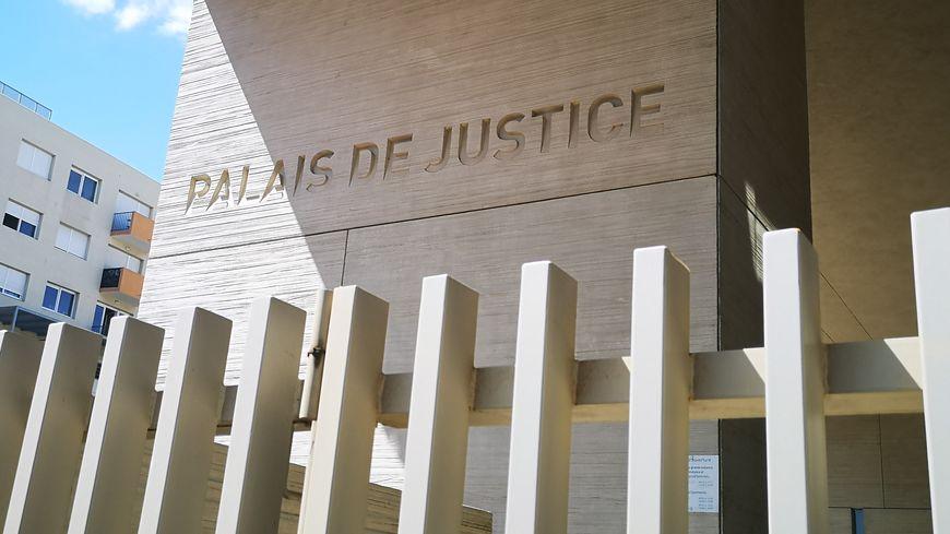 Palais de justice de Béziers