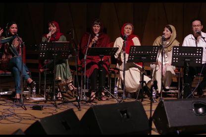 Deux ans de bataille acharnée, pour entendre la voix des femmes sur scène, à Téhéran.