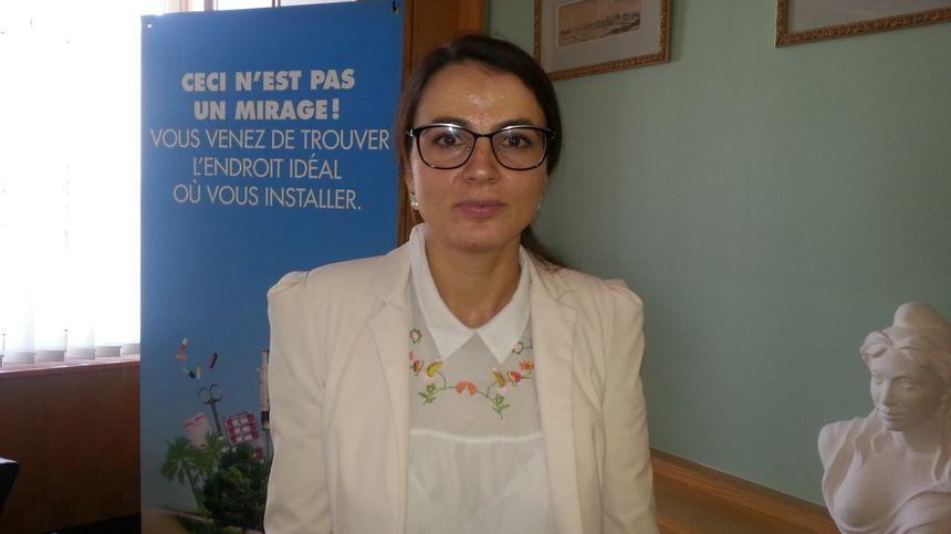 Marina Dragoï terminera ses études de médecine au printemps de 2021 et s'installera dans le Cher pour cinq années minimum.