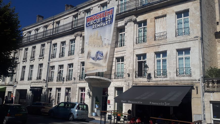 Hôtel du Palais - Angoulême