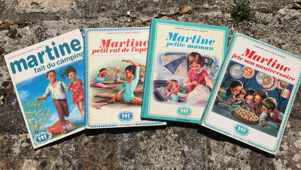 Six Choses Que Vous Ignoriez Peut Etre Sur Martine Qui Fete Ses 65 Ans