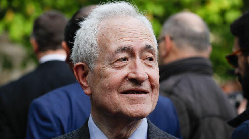 Jean Tibéri, ancien maire de Paris