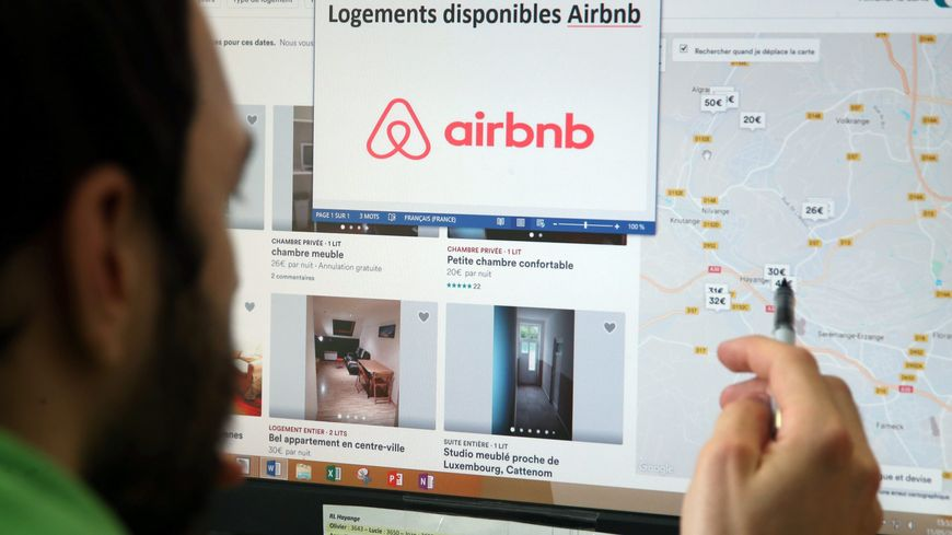 L'individu interpellé louait des chambres sur Airbnb et profité de l'absence des propriétaires pour commettre des vols