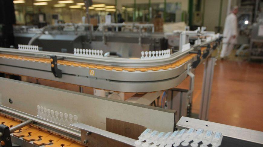 Unither va installer de nouvelles lignes de production d'unidoses de collyredans son usine de Coutances d'ici fin 2021