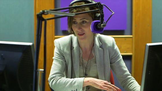 Liz Nolan, productrice de la radio irlandaise RTE Lyric FM