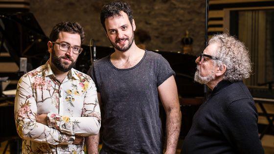 Laurent Coulondre, Jérémy Bruyère, André Ceccarelli
