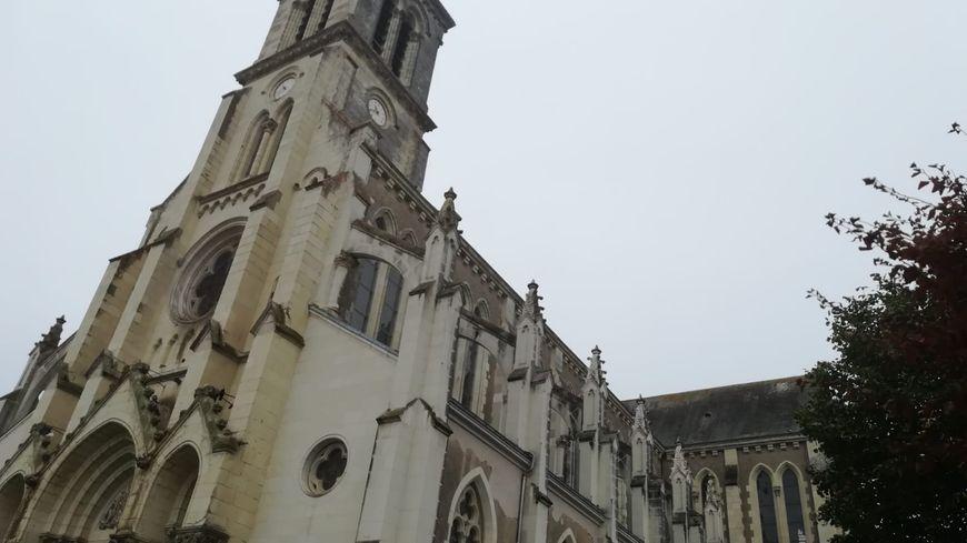 L'église Saint-Martin restera fermée au moins jusqu'au diagnostic de l'architecte, début octobre.