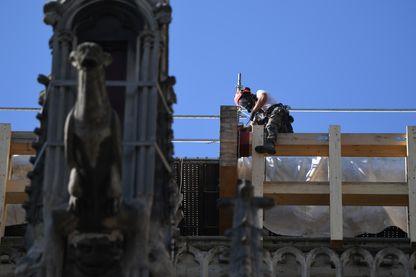 Les Compagnons au devoir de Notre-Dame. Chef-d'œuvre et métiers d'art en péril ?