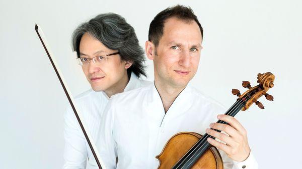 Antoine Tamestit et Masato Suzuki jouent Bach - Cordes sensibles