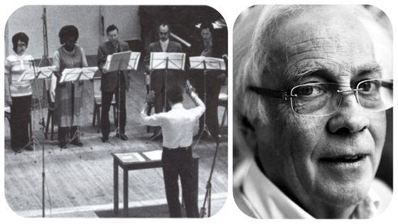 Marcel Couraud et les chœurs de l'ORTF, Gilbert Amy