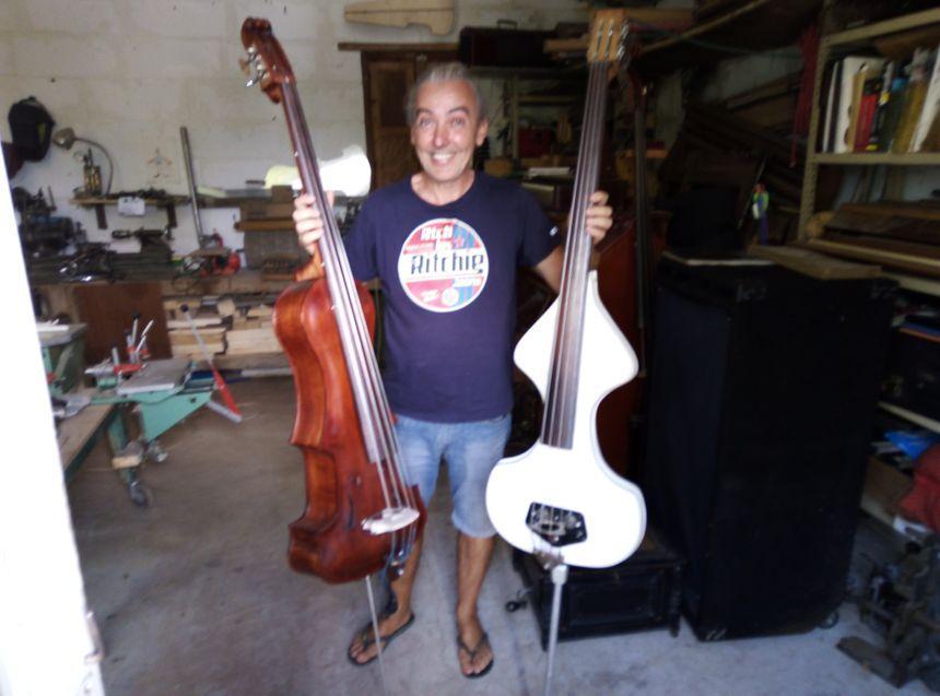 Les Baby-Bass et leur créateur Frédéric Durand