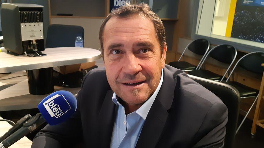 Didier Nourault le président de l'OLB