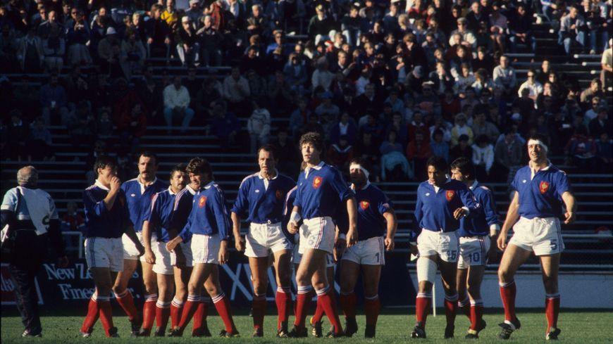 La finale perdue contre les All Blacks en 1987