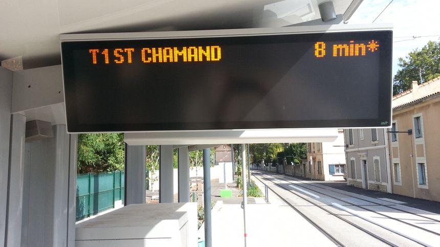 Les tramways circuleront toutes les 8 minutes. En période de pointe, ils rouleront toutes les 6 minutes.