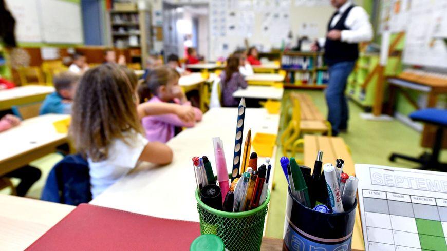 Illustration : perturbations dans les écoles de Niort et Poitiers ce mardi 24 septembre.