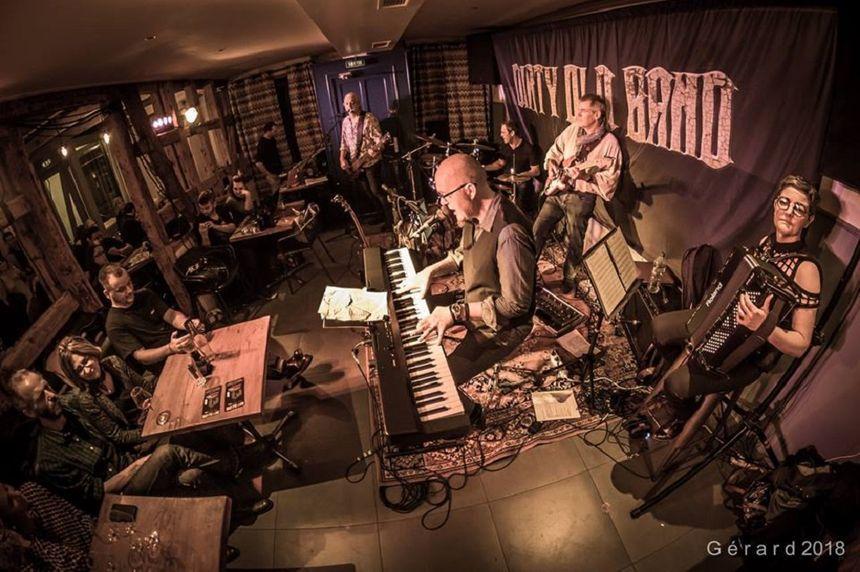 Dirty Old Band en concert