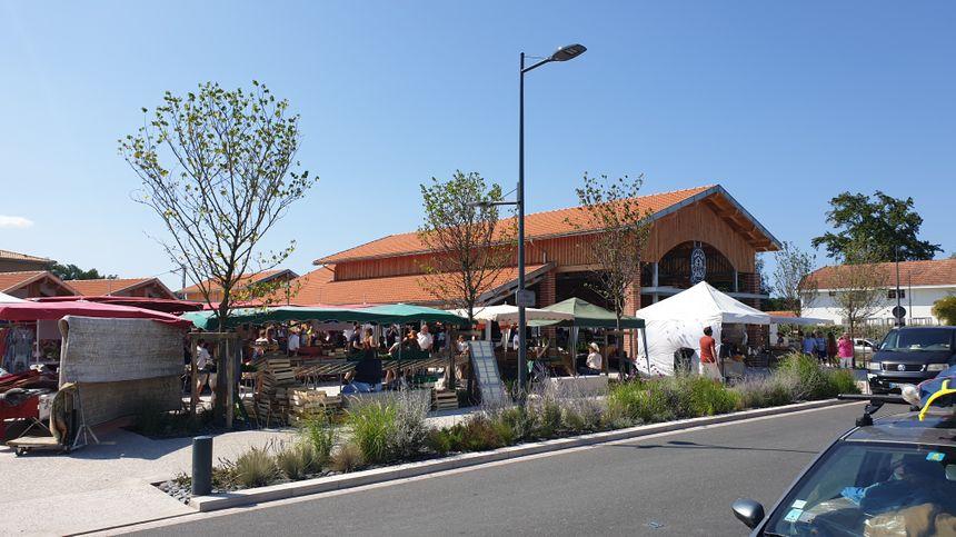 La nouvelle Place de la Gaieté.