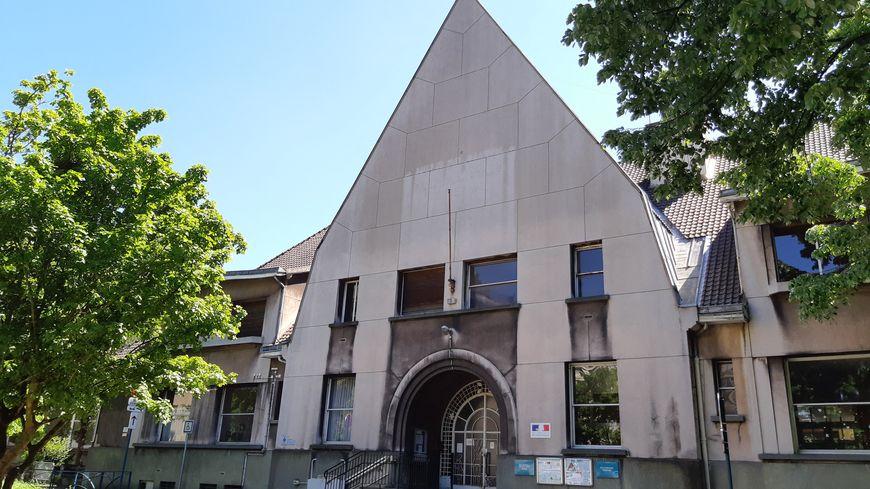 École Méhul à Pantin (Seine-Saint-Denis)