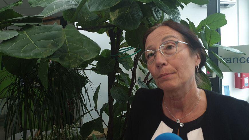 Catherine Djerid-Leteurtre, psychologue clinicienne