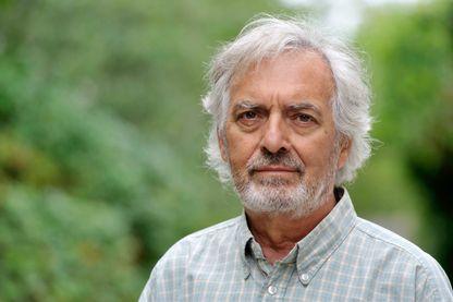 L'écrivain Jean-Paul Dubois à Toulouse.