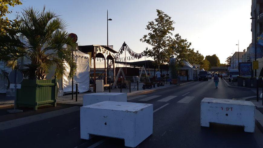 La sécurité du Festival de Loire 2019 à Orléans est renforcée