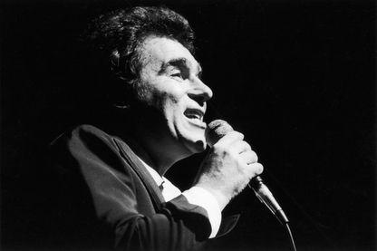 Claude Nougaro en 1980